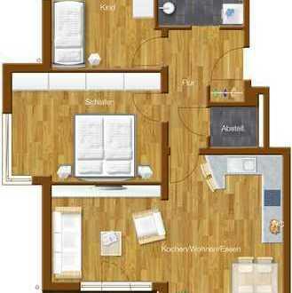 3-Zimmer Wohnung in Bestlage von Bad Aibling