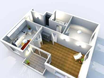 2 Zimmer EIgentumswohnung (Einbauküche, Balkon, Fahrstuhl, Tiefgarage)
