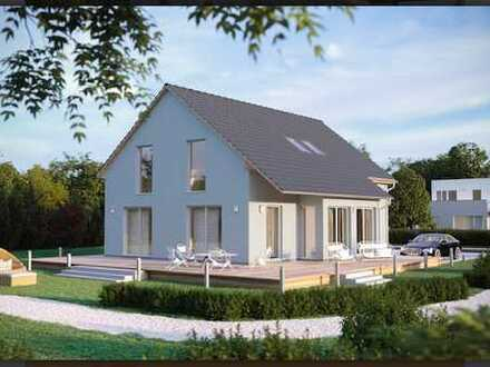 Einfamilienhaus in schöner Lage in 2. Reihe