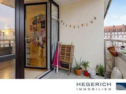 HEGERICH: Vermietetes Apartment in Haidhausen