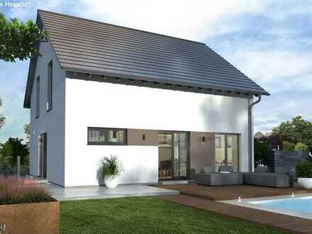 Traumhaus für Ihre Familie mit Grundstück Nähe Feuchtwangen - KfW55 gefördert!