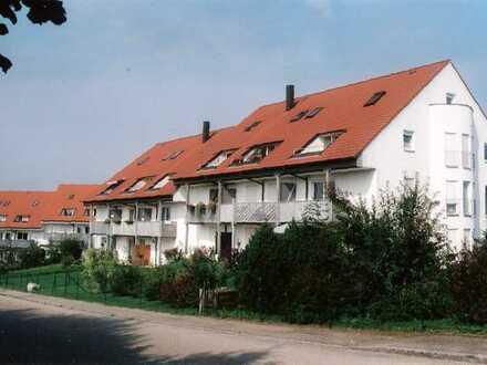 2 Zimmer Wohnung mit Balkon, Abstellraum und Tiefgaragenstellplatz