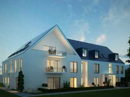 IW | Exklusive 4-Zimmer-Etagenwohnung in edler Neubauvilla | Perfekter Schnitt | A+