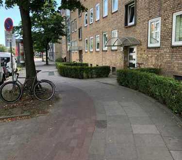 Vermietete Wohnung in Hamburg / Uhlenhorst
