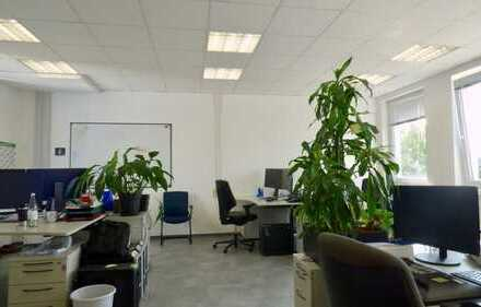 Klimatisierte Bürofläche im repräsentativem Gebäude (KA-Neureut)