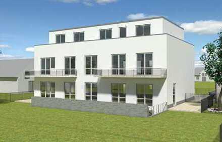 Fünfzimmer-Maisonette-Wohnung mit 2 Terrassen in ruhiger CITYLAGE von Wesseling