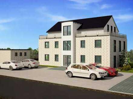 Erstbezug: Hochwertige Wohnung mit großer Terrasse und Garten, ruhige Lage in Westerkappeln