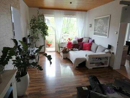 2-Zimmer-Wohnung mit Garage