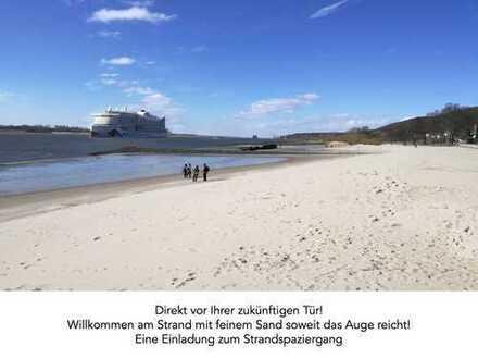 Direkt an der Elbe mit privatem Vorland! Wohnperle 3 Zimmer + 3 Hobbyräume