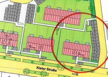 IV. BA, ETW Nr. 3 im Erdgeschoss, Haus A, Kieler Straße 435, Neubau 9 Eigentumswohnungen