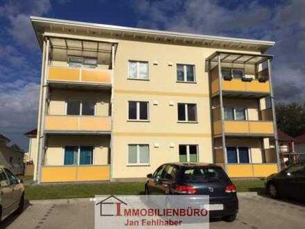 Neuwertig: 3-Zimmer-Wohnung mit Balkon und Stellplatz in der Südstadt