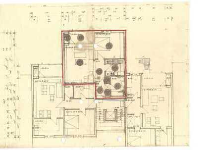 Anlageobjekt in Braunschweig, schön geschnittene, vermietete 2-Zimmer Wohnung mit Balkon