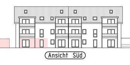 3 Zi-EG-WHG, Terrasse und Gartenanteil