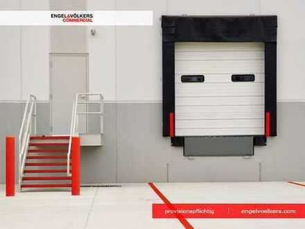Schifferstadt - variabel teilbare Logistikfläche in Autobahnnähe - Engel & Völkers Commercial