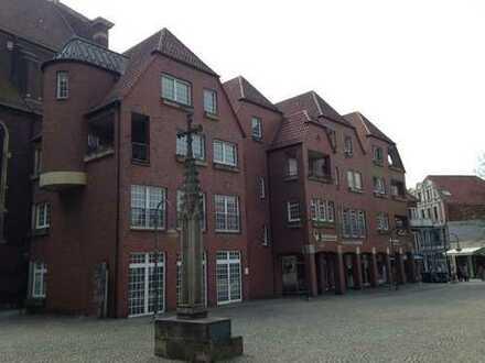 Sanierte Wohnung am Markt in Coesfeld mit Aufzug