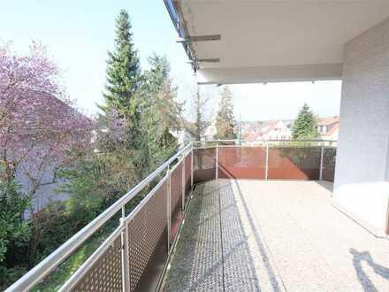 Erstbezug nach Sanierung ansprechende 3,5-Zimmer-Wohnung in Seeheim