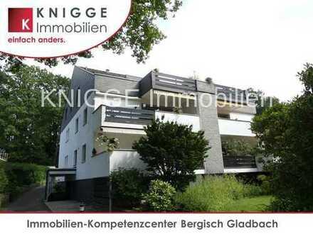 +++ Helle 2-Zimmer Wohnung in Alt-Frankenforst mit Dachterrasse +++