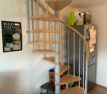 Modernisierte 2,5-Zimmer-Maisonette-Wohnung mit Balkon in Gelsenkirchen