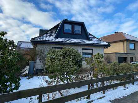 Delmenhorst! Charmantes Einfamilienhaus in beliebter und ruhige Lage