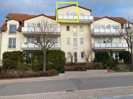 sanierte Eigentumswohnung in Erfurt -Frienstedt mit Balkon, Einbauküche und Stellplatz zu verkaufen