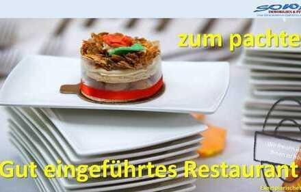 Neuzugang! Gut eingeführtes Restaurant in Neuburg zu verpachten - Ihr Immobilienexperte in Neubur...