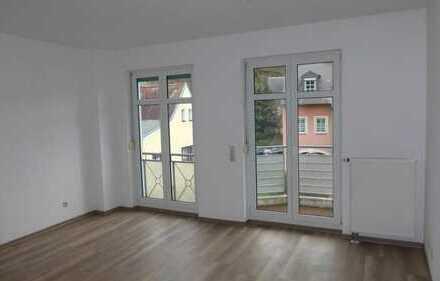 Zentrale und ruhige 2-Raum Wohnung mit Balkon in Lichtenstein