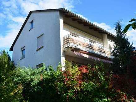 RESERVIERT !Renovierungsbedürftiges leeres 3-Familienhaus Wfl.230 qm in Lappersdorf-Kareth