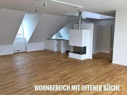 Exklusive 5-Zimmer Dachterrassenwohnung in München, Haidhausen