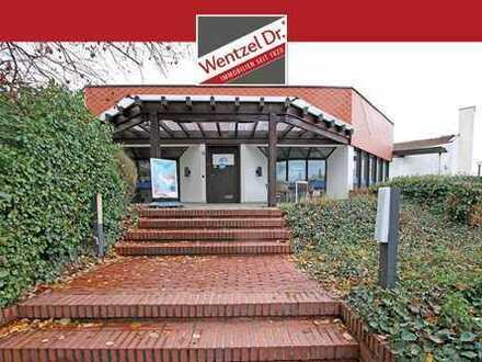PROVISIONSFREI für Käufer - Top Kapitalanlage mit viel Potential im Gewerbegebiet Roßdorf