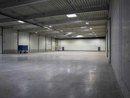 Grosszügige Hallenfläche mit Büroräumen in TOP-Audi und Autobahn-Nähe