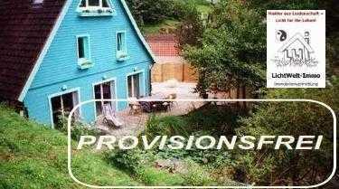 Zauberhaft (und ohne Käuferprovision) im Oberharz: das Haus der Fee in Sankt Andreasberg steht zu...