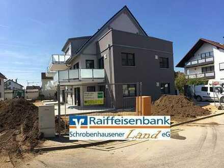 Erstbezug in Mühlried inkl. Tiefgaragenstellplatz