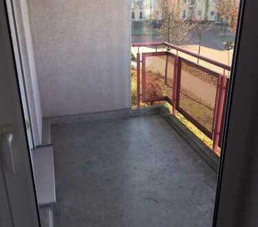 Büschdorf - Franz-Maye-Str. / altersgerechte 2 Zimmer Whg. mit Balkon zu vermieten