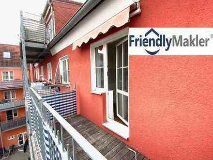 Kernsanierte 2-Zi.-Whg. mit Balkon, zentrumsnah an der Isar zum Selbstbezug oder zur Kapitalanlage!*