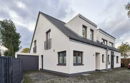 Moderne Doppelhaushälfte in Köln Fühlingen