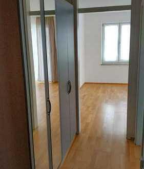 Attraktive 1-Zimmer-Wohnung mit Balkon und Einbauküche in Straubing
