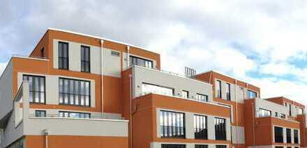 Ruhige und attraktive 2-Zimmer Neubauwohnung im Stadtzentrum von Fürstenfeldbruck