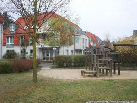 EG-Whng in Stadtvilla mit kleiner Terrasse