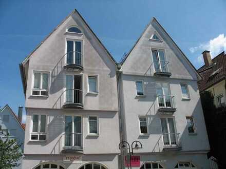 Schöne 2-Zimmer-Wohnung in der malerischen Altstadt von Herrenberg