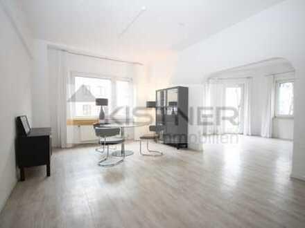 Trendige 3-Zimmer Wohnung in Unterbilk.