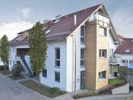 3-Zimmer-Maisonette-Wohnung mit Galerie, Balkon und Dachterrasse