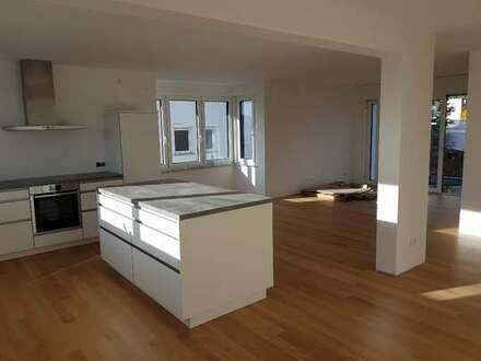 Sonnige 3,5-Zimmerwohnung mit schönem Fernblick und Balkon