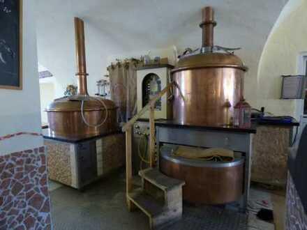 Energieausweis folgt! Gaststätte mit eigenem Brauhaus und Biergarten in Ottobeuren - ablösefrei