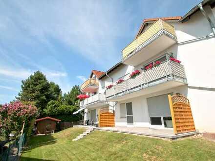 Schicke Dachgeschosswohnung in Biebesheim