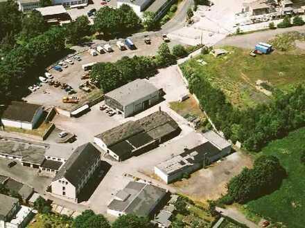 Gewerbeobjekt in guter Lage mit Bürogebäude -Werkhalle und 15.000m² Fläche