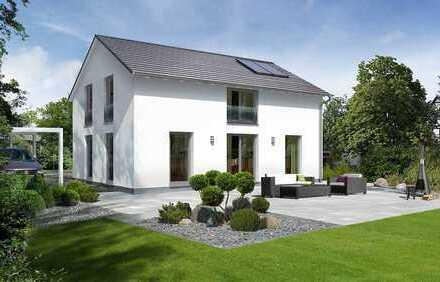 Neubau - moderne Stadtvilla mit Wohnkeller in Aspach-Rietenau - unglaublich!