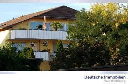 Schöne DG-Wohnung mit Ausblick im Stadtteil Arlinger