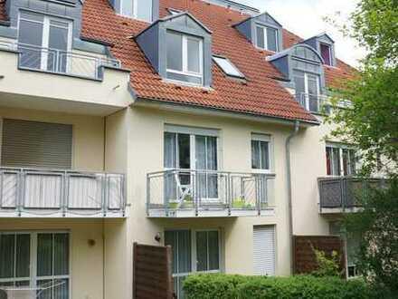 3-Raum-Maisonette-Wohnung in Weißig