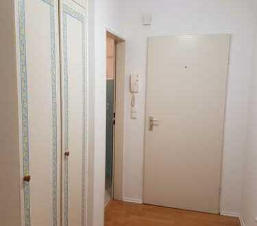 Exklusive, geräumige und gepflegte 1-Zimmer-Wohnung mit Balkon in Halstenbek