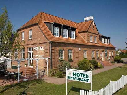 Hotel mit Restaurant an der Mecklenburger Seenplatte
